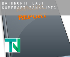 Bath and North East Somerset  bankruptcy