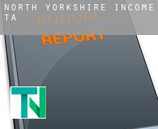 North Yorkshire  income tax