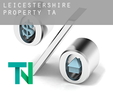 Leicestershire  property tax