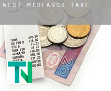 West Midlands  taxes