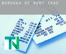 Bury (Borough)  taxes