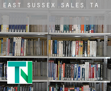 East Sussex  sales tax