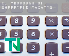 Sheffield (City and Borough)  taxation