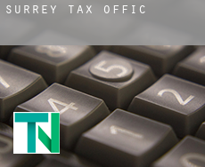 Surrey  tax office