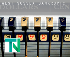 West Sussex  bankruptcy
