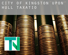 City of Kingston upon Hull  taxation