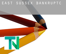 East Sussex  bankruptcy