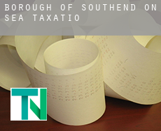 Southend-on-Sea (Borough)  taxation