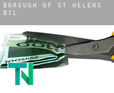 St. Helens (Borough)  bill