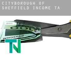 Sheffield (City and Borough)  income tax