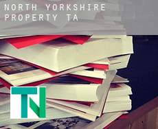 North Yorkshire  property tax