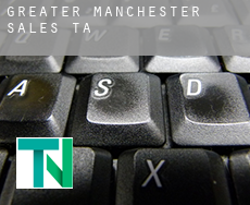 Greater Manchester  sales tax