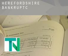 Herefordshire  bankruptcy