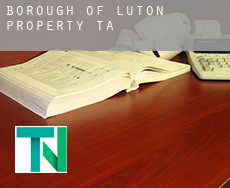 Luton (Borough)  property tax