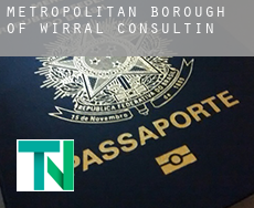 Metropolitan Borough of Wirral  consulting