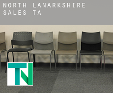 North Lanarkshire  sales tax