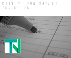 City of Portsmouth  income tax