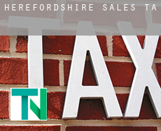 Herefordshire  sales tax