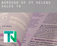 St. Helens (Borough)  sales tax