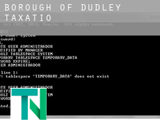 Dudley (Borough)  taxation