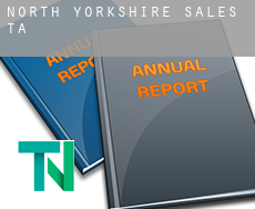 North Yorkshire  sales tax