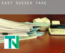 East Sussex  taxes