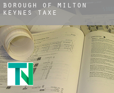 Milton Keynes (Borough)  taxes